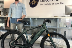 STROMER ST3 Launch