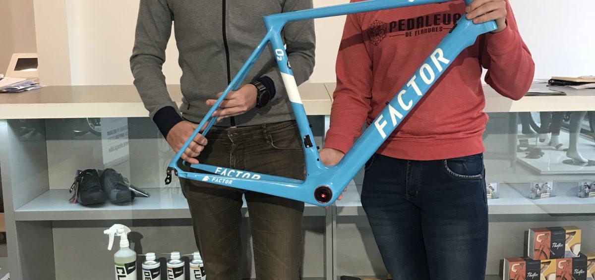 Factor Bikes Belgie